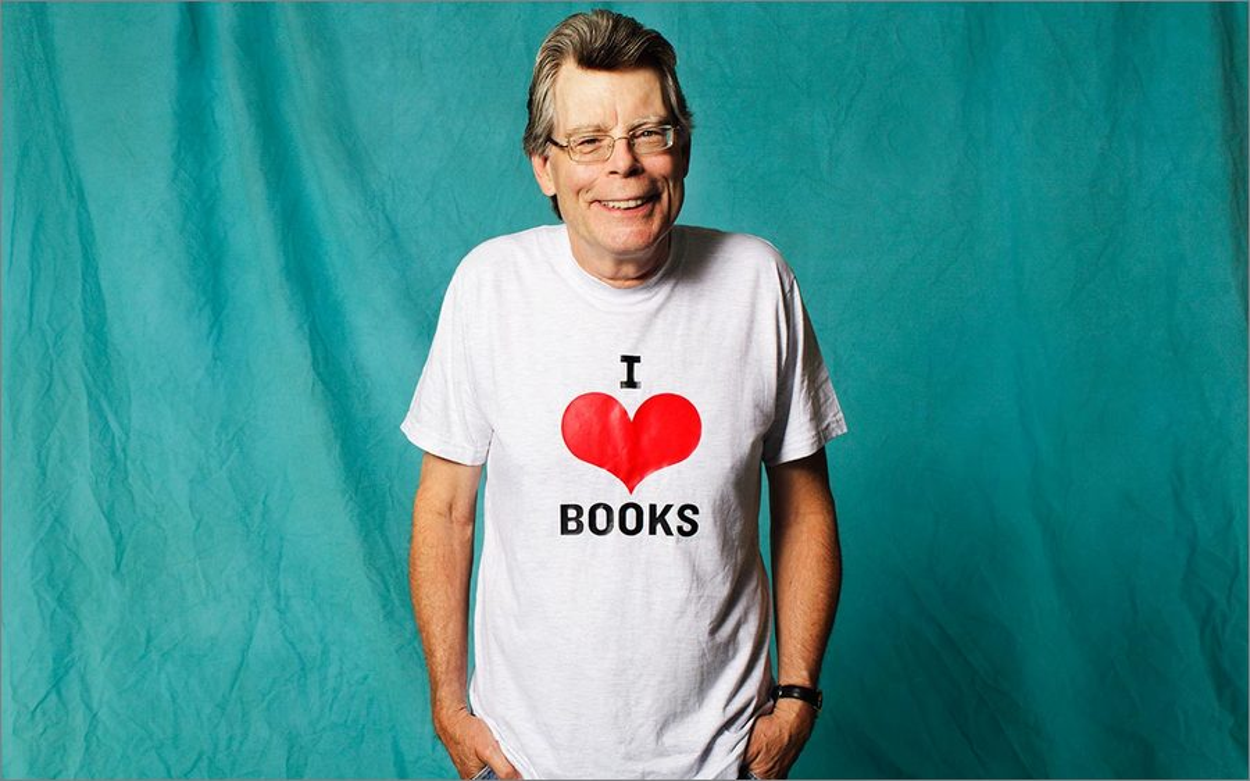 Stephen King, par Michael Edwards