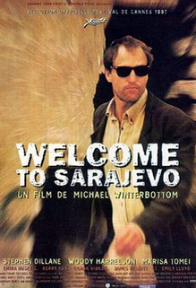 Welcome to Sarajevo, par Michael Winterbottom
