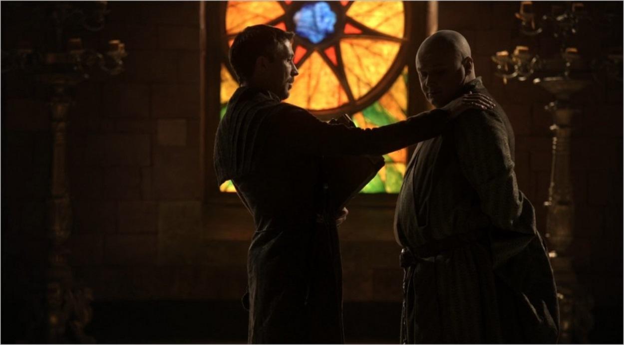 Joute verbale entre Littlefinger et Varys - Game Of Thrones