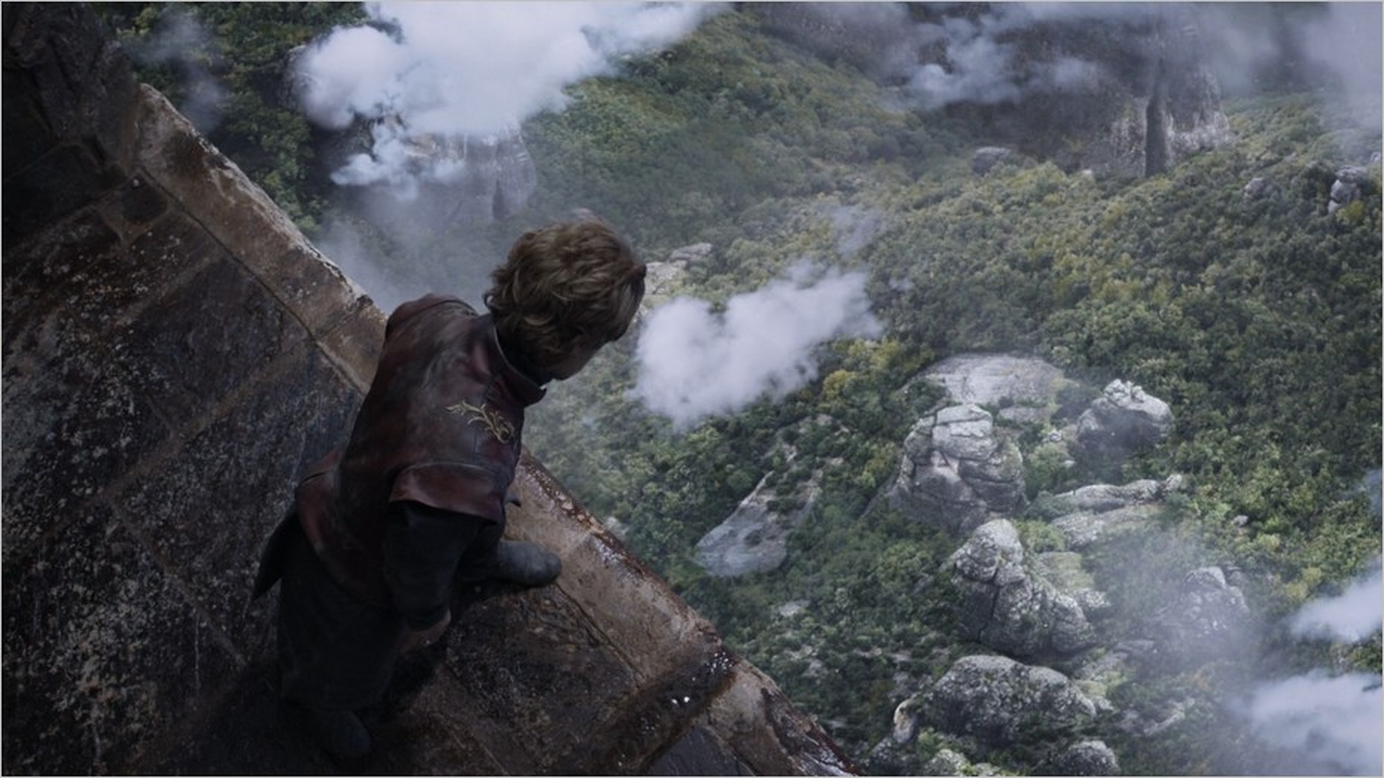 La cellule de Tyrion aux Eyrié - Game Of Thrones saison 1