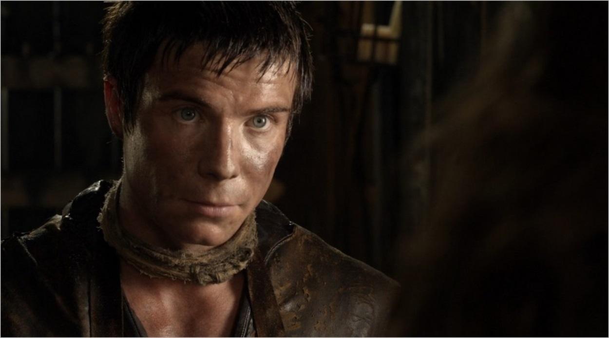 Gendry, l'apprenti forgeron de Port-Réal