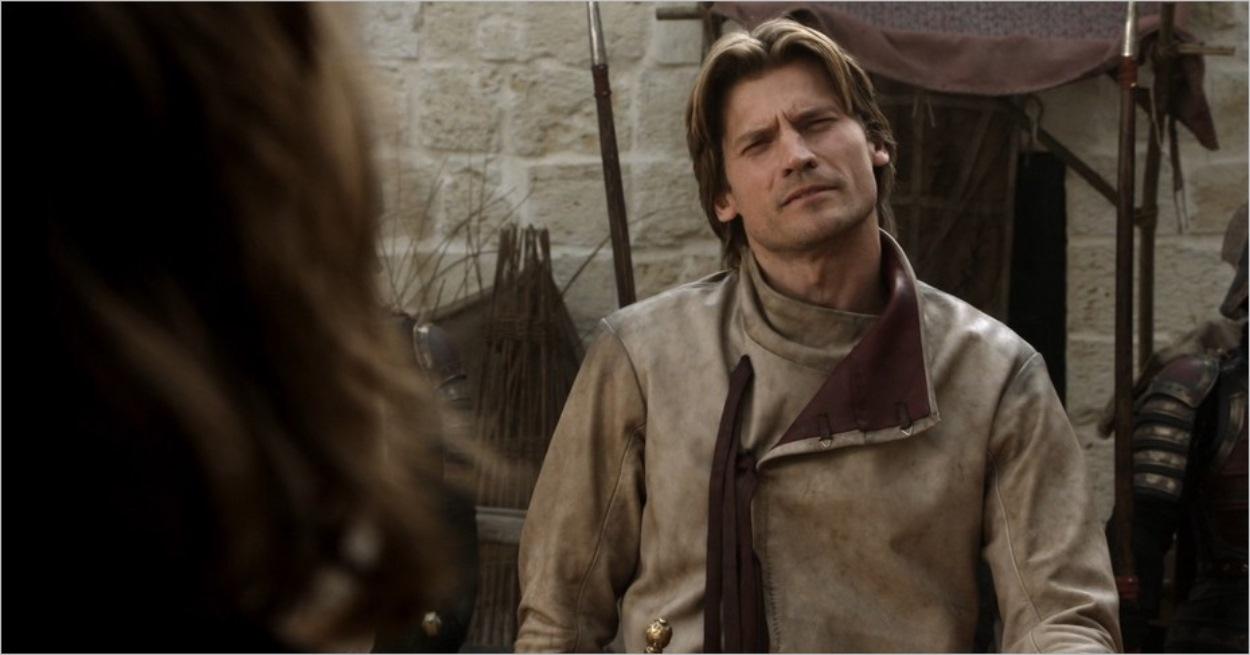 Jaime Lannister demande des comptes sur l'arrestation de Tyrion