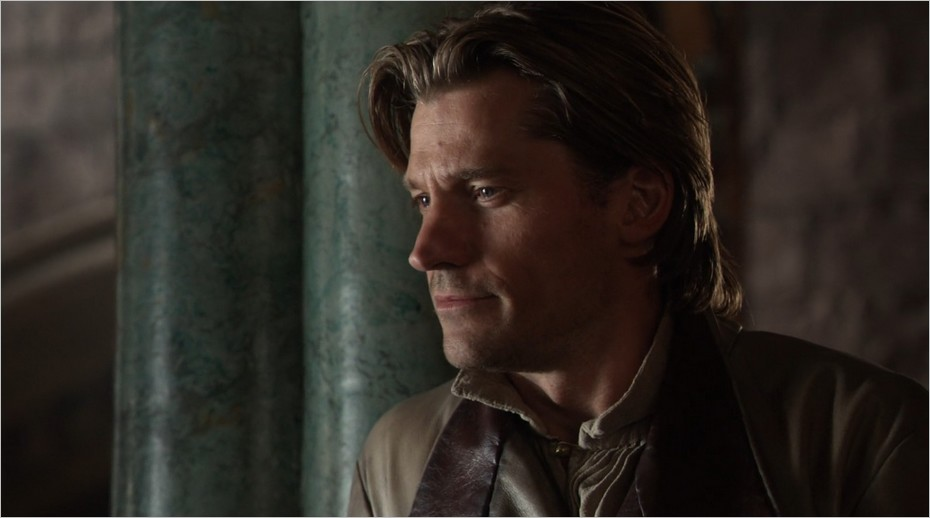 Jaime Lannister à Port-Réal - Saison 1 de Game Of Thrones