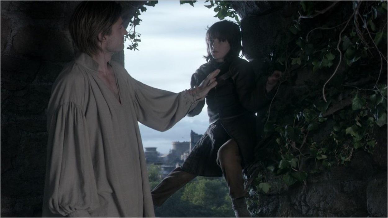Jaime Lannister tente d'assassiner Bran Stark