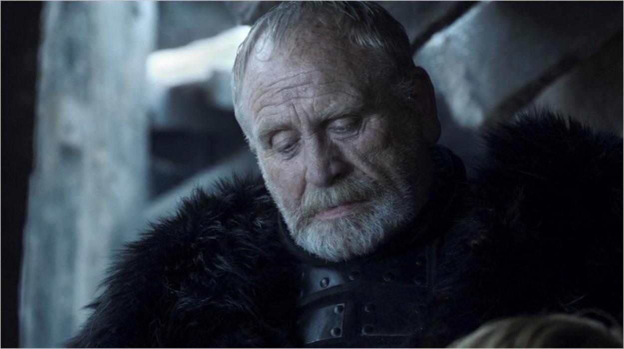 Jeor Mormont, Lord Commandant de la Garde de Nuit