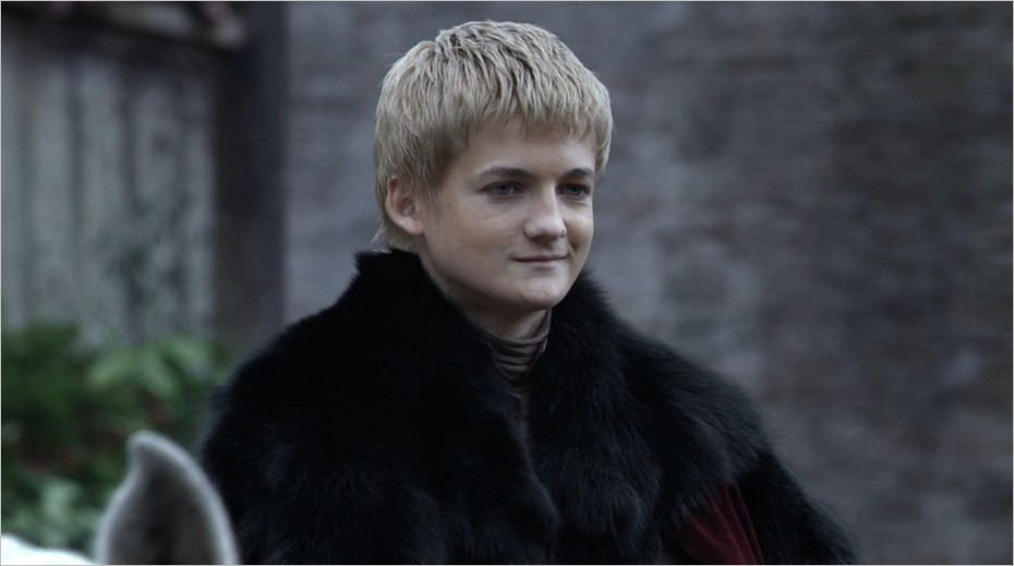 Le prince Joffrey Baratheon - Game Of Thrones épisode 1 saison 1