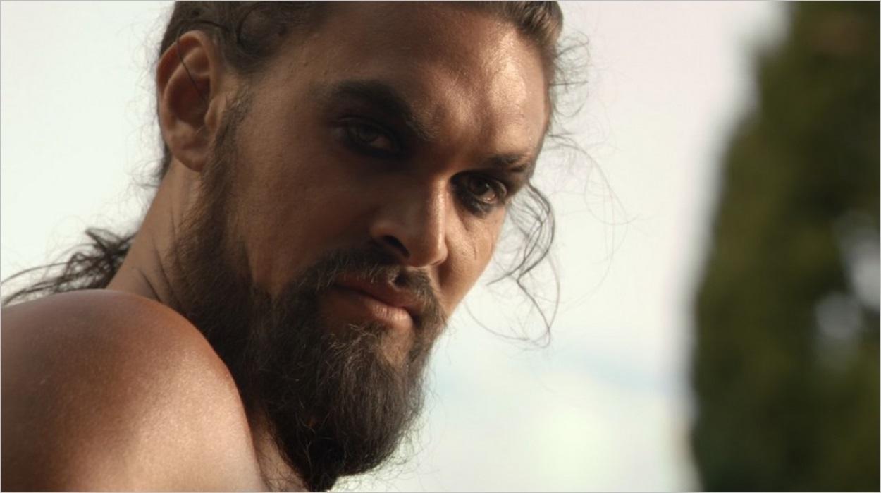 Khal Drogo, le chef des Dothrakis
