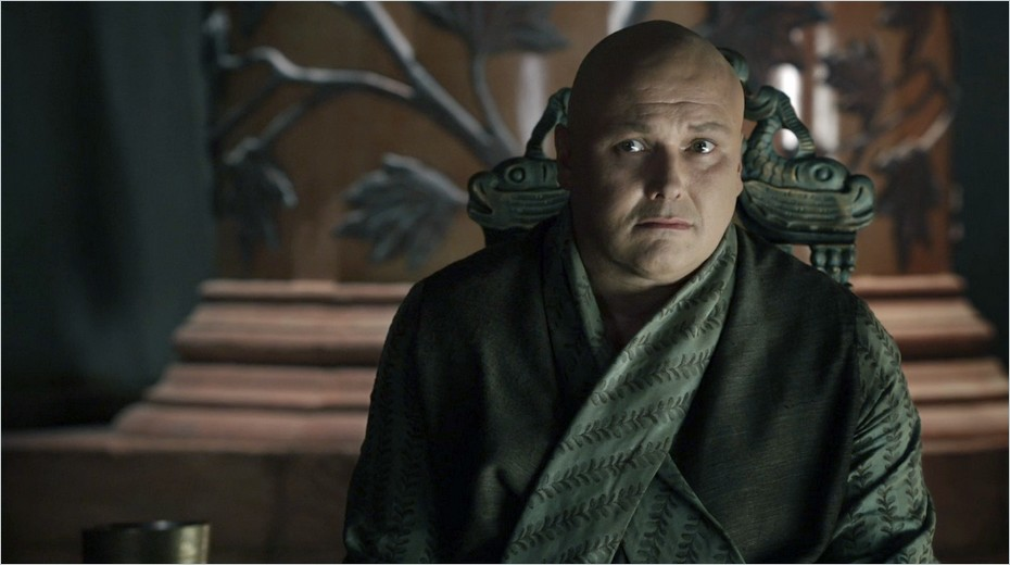 Lord Varys - Game Of Thrones saison 1 épisode 3