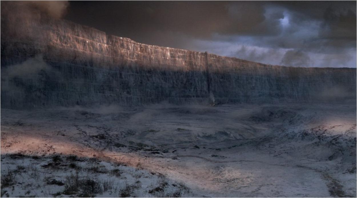 Le Mur à Westeros - Saison 1 de Game Of Thrones