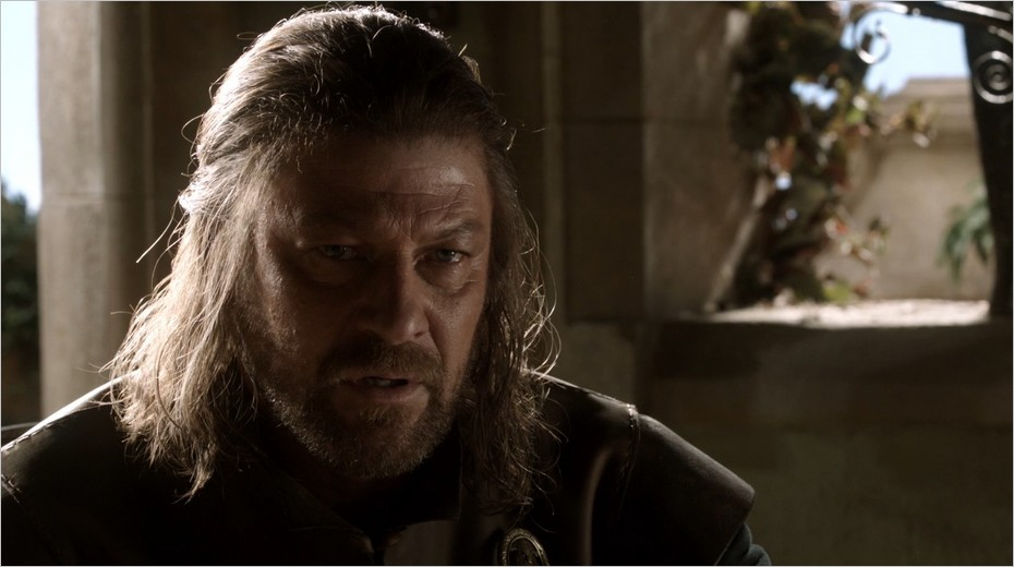 Varys informe Ned que l'on risque d'empoisonner Robert