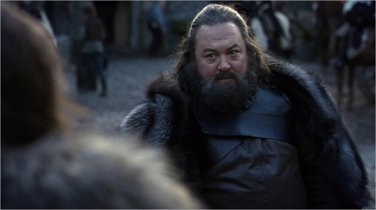 Robert Baratheon prêt à partir à la chasse