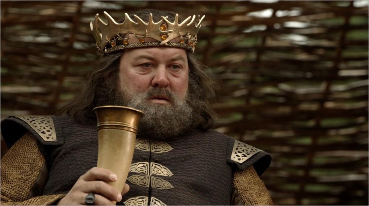 Robert Baratheon au Tournoi de la Main