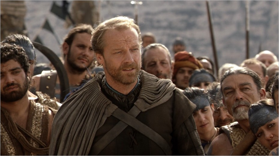 Ser Jorah Mormont - Episode 1 de Game Of Thrones