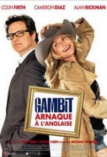Gambit, arnaque à l'anglaise, Michael Hoffman