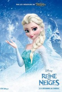 La Reine des Neiges, Disney