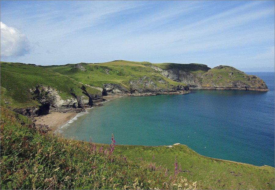Bossiney, Cornouailles