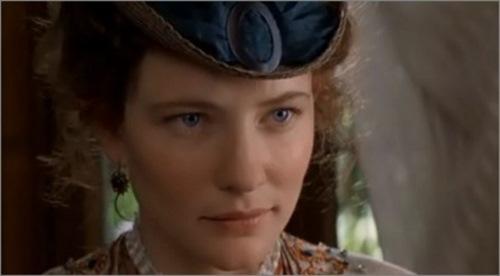 Cate Blanchett dans Oscar & Lucinda
