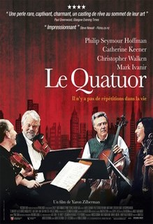 Le quatuor, Yaron Zilberman