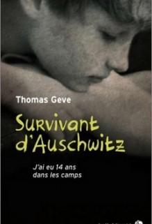 Survivant d'Auschwitz, Thomas Geve