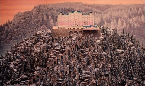 The Grand Budapest Hotel, Wes Anderson