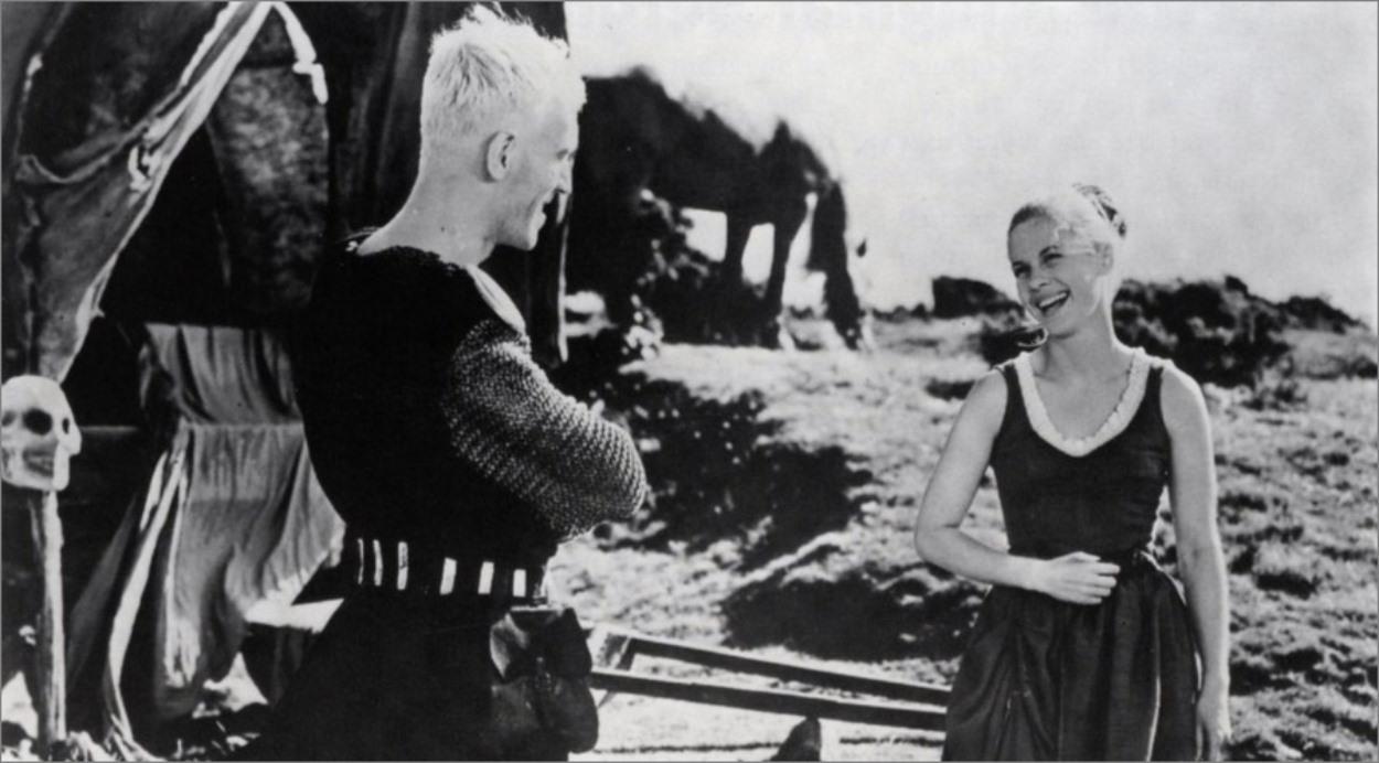 Le septième sceau, Ingmar Bergman