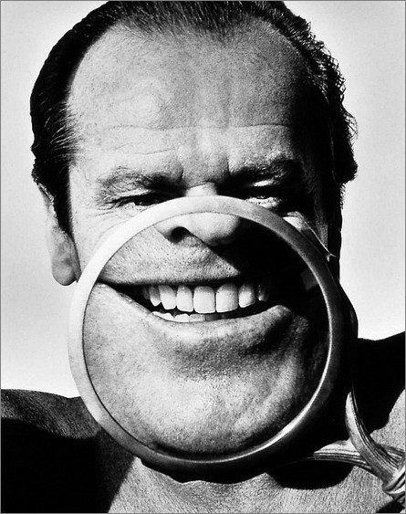 Jack Nicholson - Photo par Herb Ritts