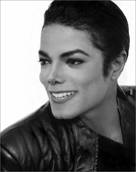 Michael Jackson - Photo par Herb Ritts