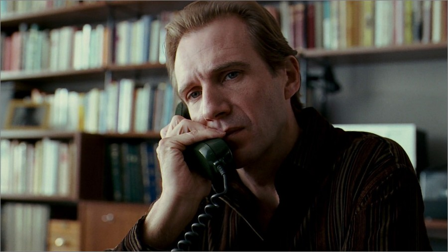 Ralph Fiennes, dans The Reader