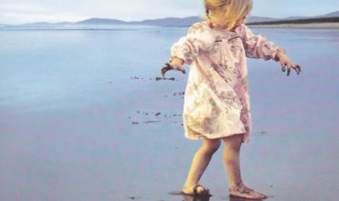 Deux petits pas sur le sable mouillé, Anne-Dauphine Julliand