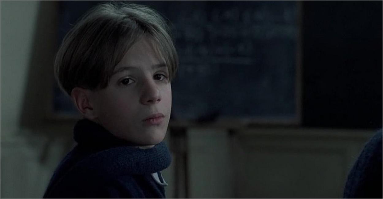 Au revoir les enfants, par Louis Malle - Gaspard Manesse dans le rôle de Julien Quentin