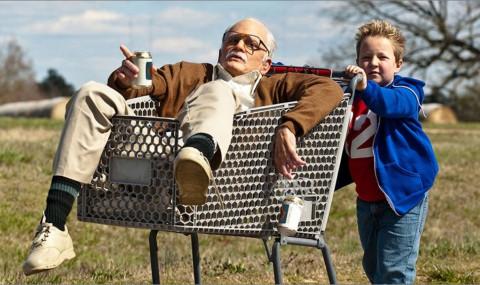 Bad Grandpa, Jeff Tremaine : erreur de casting
