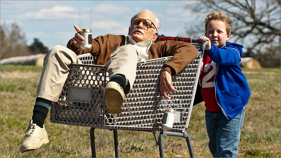 Bad Grandpa, Jeff Tremaine : erreur de casting