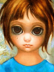 Big Eyes, Tim Burton