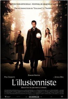 L'illusionniste, Neil Burger