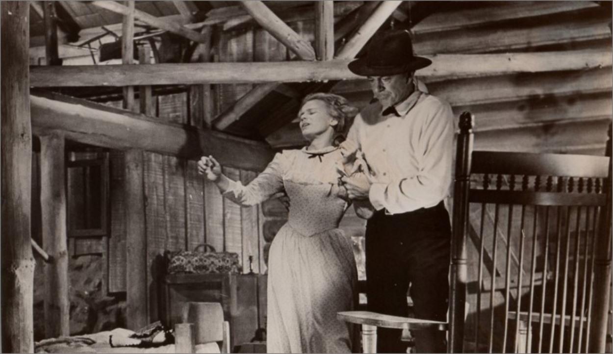 La Colline des Potences - Maria Schell et Gary Cooper