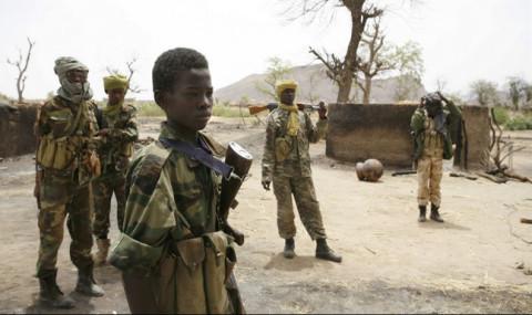 Le chemin parcouru : itinéraire d'un enfant soldat