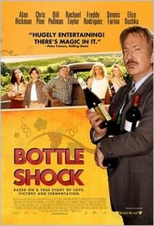 Bottle Shock, de Randall Miller
