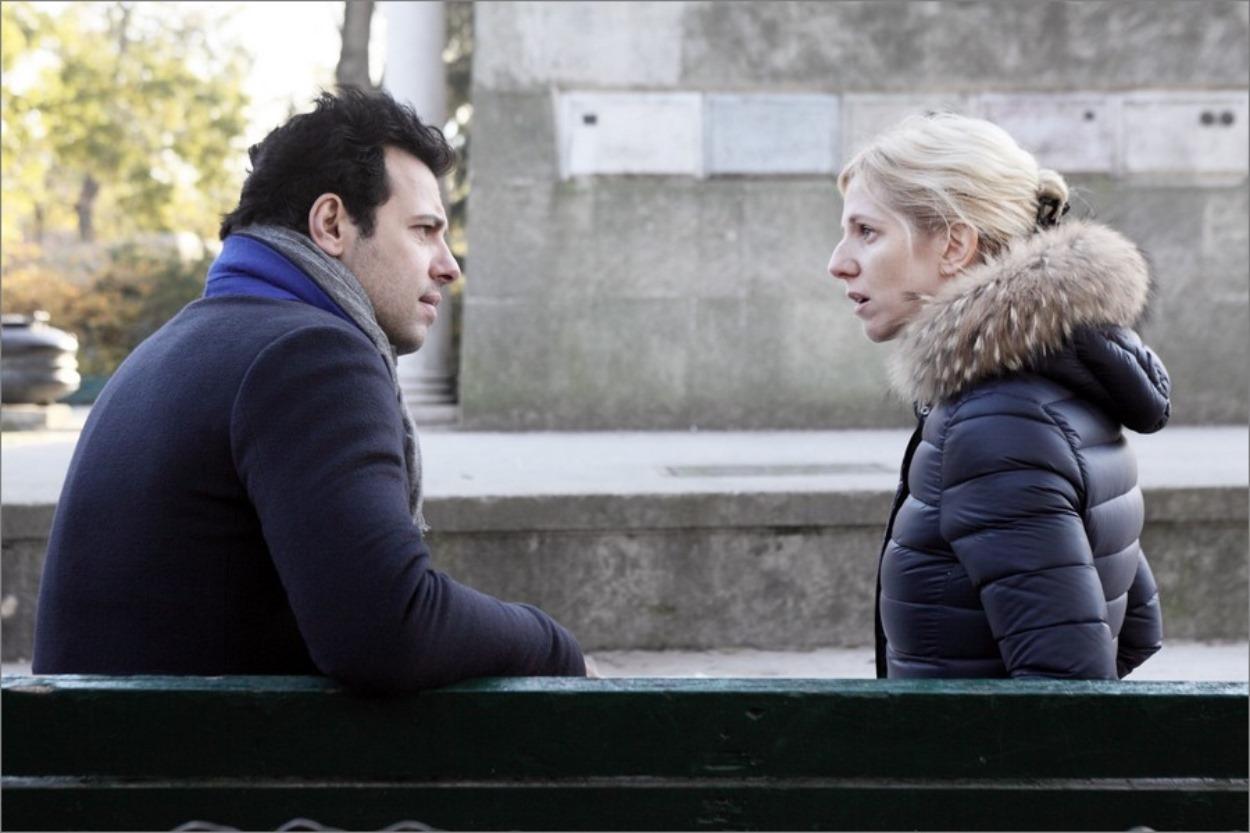 Laurent Lafitte et Sandrine Kiberlain dans Elle l'adore