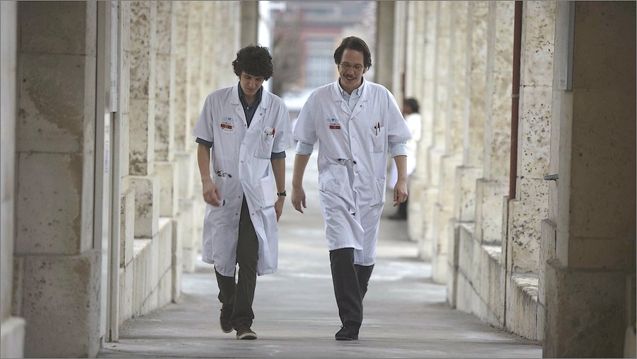 Hippocrate, Thomas Lilti : un film sur l'hôpital, le vrai