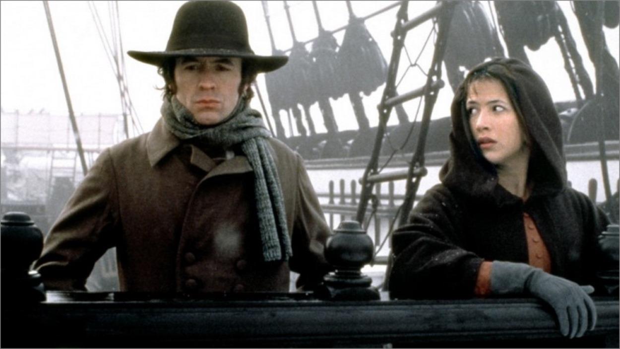 Firelight, un film avec Sophie Marceau et Stephen Dillane