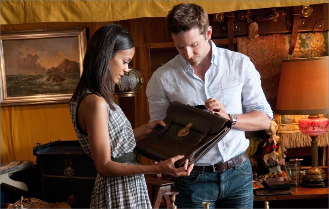 Rory Jansen (Bradley Cooper) et sa femme (Zoe Saldana)