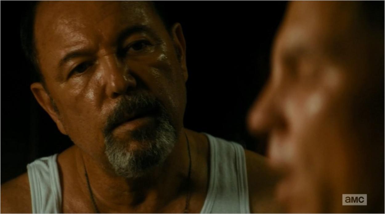 Daniel Salazar - Ruben Blades - Fear The Walking Dead