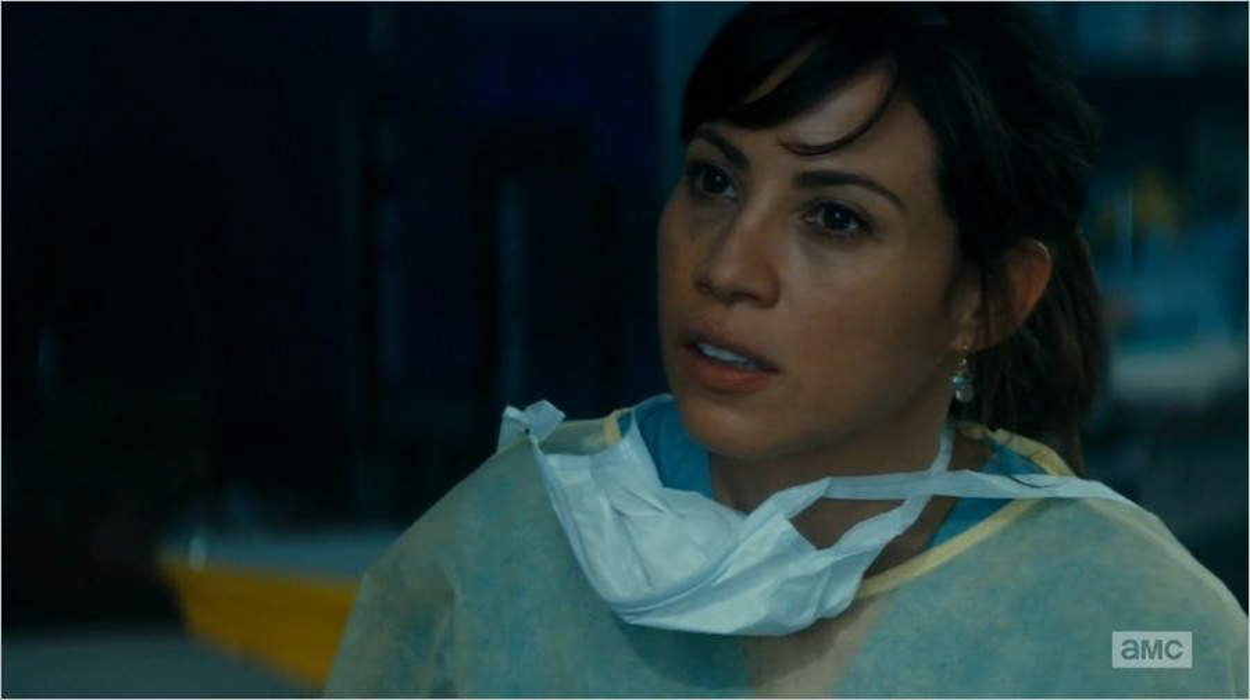 Liza Ortiz (Elizabeth Rodriguez) - Fear The Walking Dead