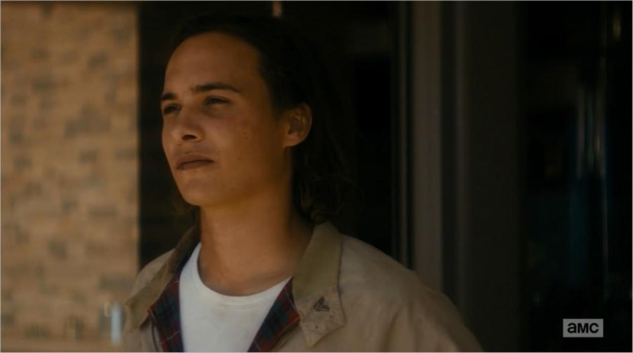 Nick Clark (Frank Dillane) - Fear The Walking Dead