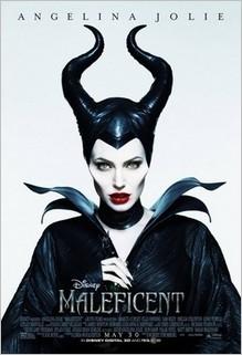 Maléfique (Disney) avec Angelina Jolie