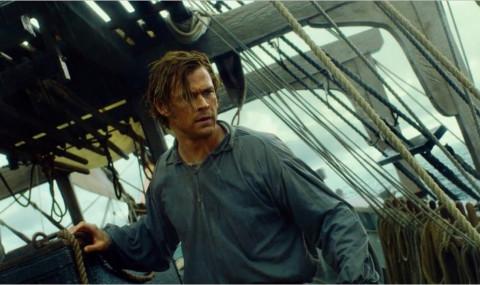 Au coeur de l'océan, Ron Howard : une lutte en mer pour la survie