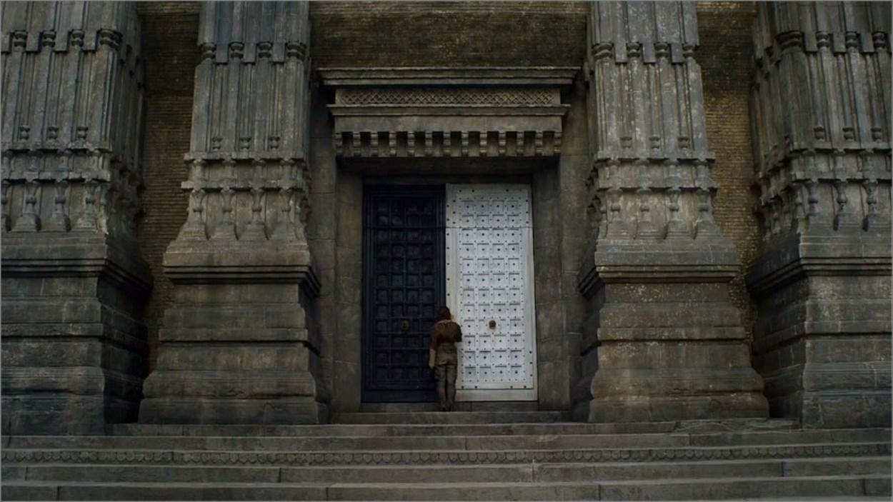 Game Of Thrones saison 5, épisode 2 : la Demeure du Noir et Blanc