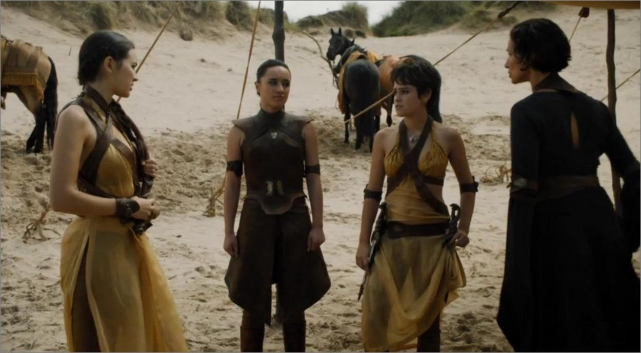 Game Of Thrones saison 5, épisode 4 : les Fils de la Harpie