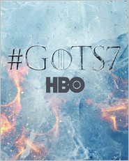 Game Of Thrones - Affiche de la saison 7