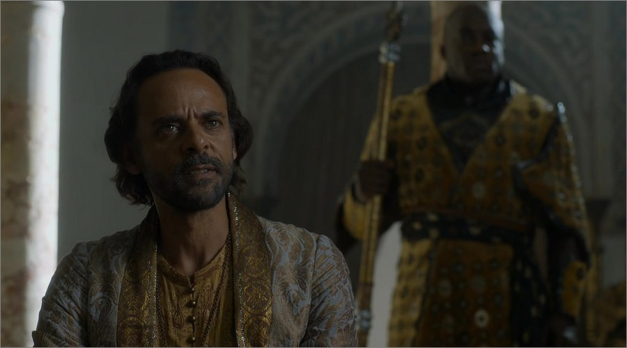 Le prince de Dorne - Game Of Thrones